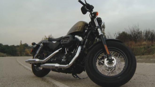 Temporada 2012 Programa 29 - Harley Davidson Forty-Eight