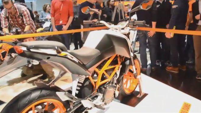 Temporada 2012 Programa 31 - KTM 390 Duke
