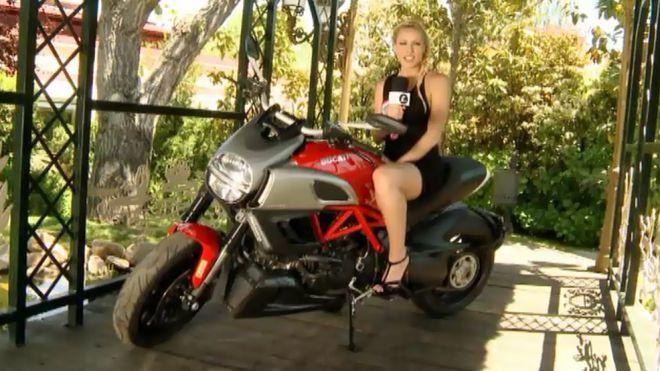 Temporada 2012 Programa 4 - Ducati Diavel