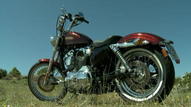 Temporada 2012 Programa 6 - Harley Davidson Seventy Two