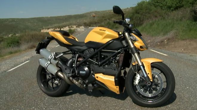 Temporada 2012 Programa 7 - Ducati Streetfighter