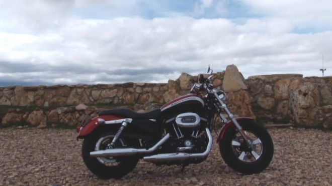 Temporada 2013 Programa 45 - Harley Davidson XL 1200 CA
