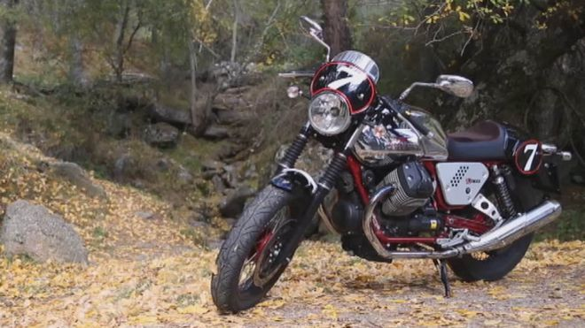 Temporada 2013 Programa 82 - Moto Guzzi V7 Racer