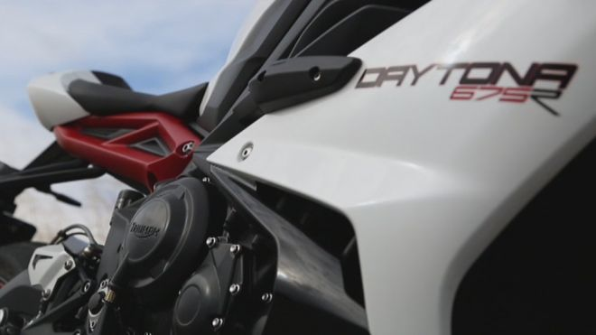 Temporada 2013 Programa 84 - Triumph Daytona 675 R