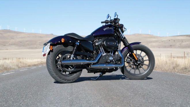 Temporada 2013 Programa 85 - Harley Davidson Iron 883