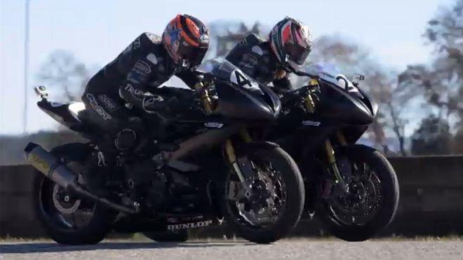 Temporada 2014 Programa 103 - Los hermanos Espargaró prueban la Yamaha MT-07