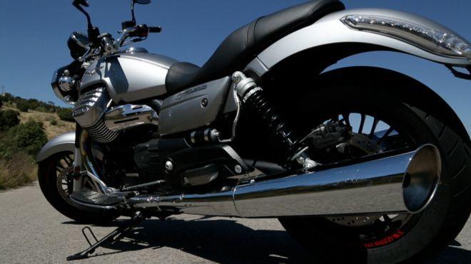 Temporada 2014 Programa 113 - Moto Guzzi California Custom