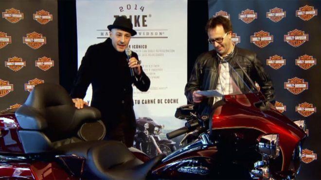 Temporada 2014 Programa 93 - Harley Davidson Trike