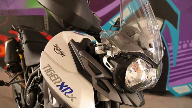 Temporada 2015 Programa 153 - Triumph Tiger 800 XRX