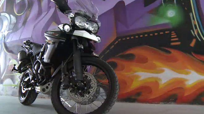 Temporada 2015 Programa 166 - Triumph Tiger 800 XCx