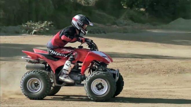 Temporada 2015 Programa 179 - Honda TRX250X