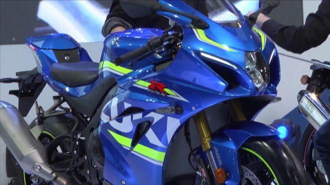 Temporada 2015 Programa 188 - GSXR 1000
