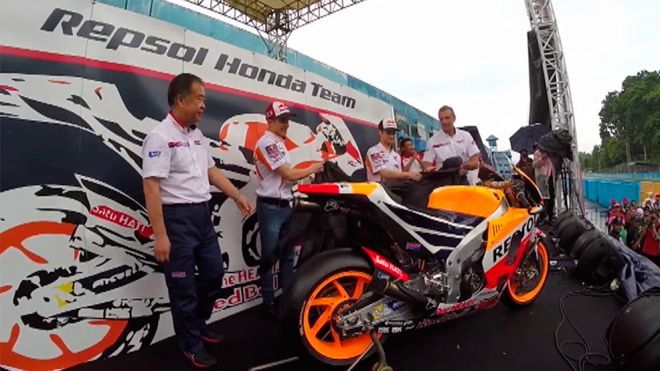Temporada 2016 Programa 198 - Honda trae lo nuevo para Moto GP
