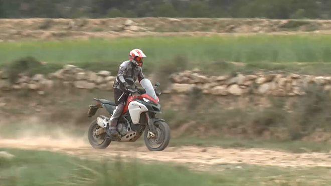 Temporada 2016 Programa 211 - Ducati Multistrada