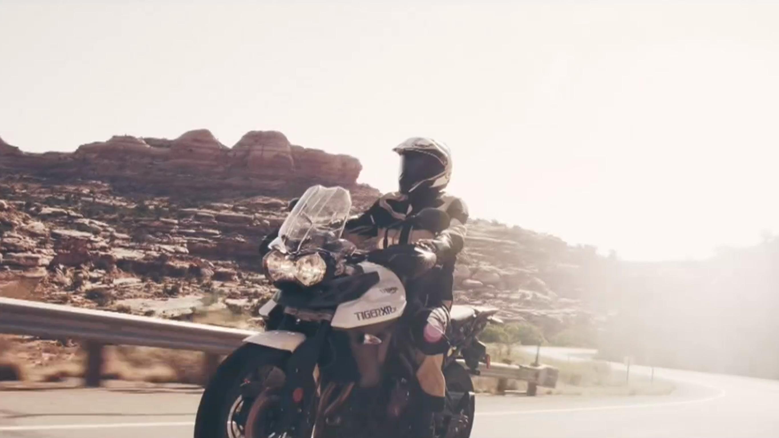 Temporada 2016 Programa 233 - Tu moto Triumph, el desierto y tú