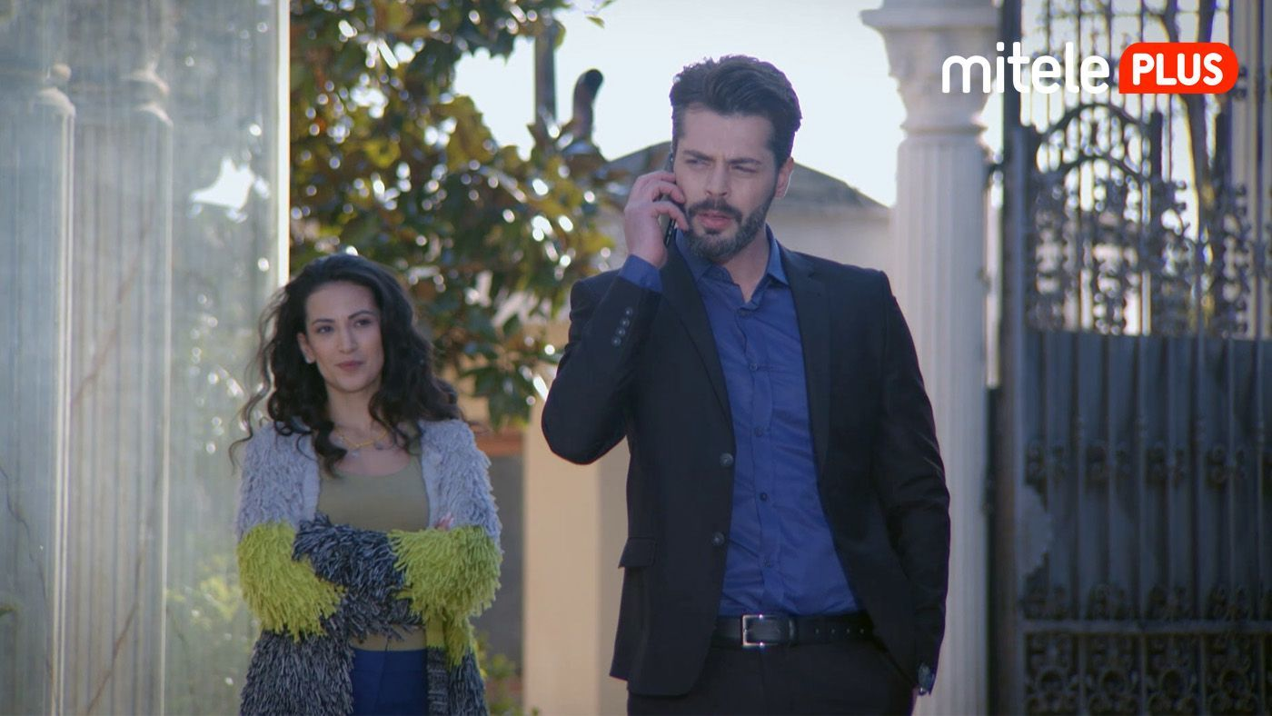 Temporada 1 Episodio 43 - Levent se plantea echar a Meryem de la casa