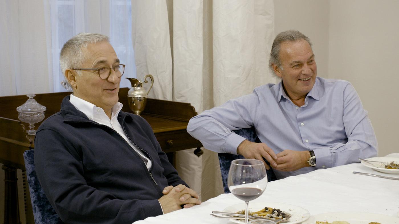 Temporada 3 Programa 19 - Xavier Sardá y Boris Izaguirre