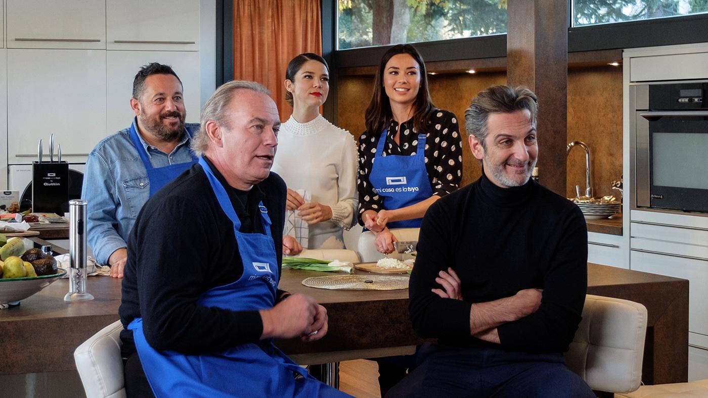 Temporada 4 Programa 51 - Una cena entre 'Perfectos desconocidos'