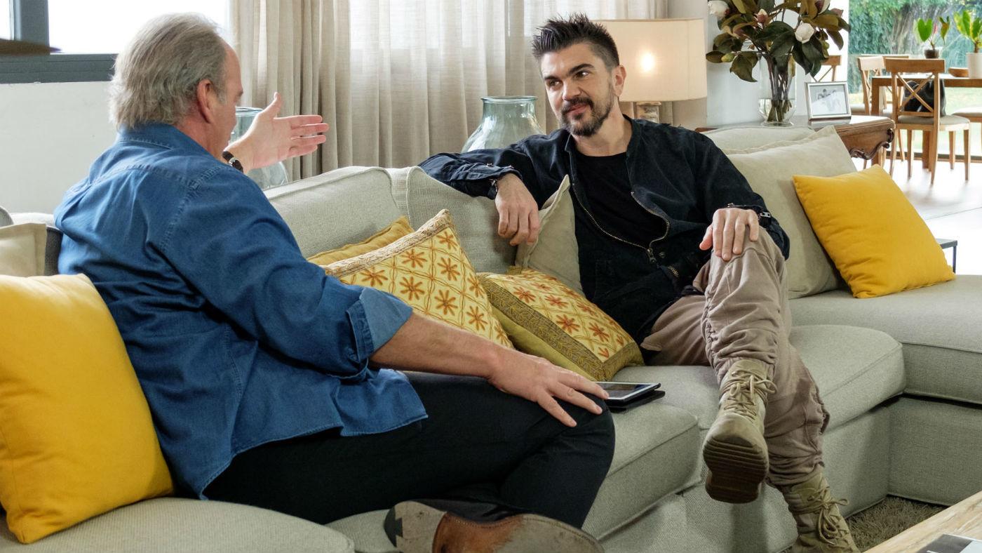 Temporada 4 Programa 52 - Juanes y los 'coaches' de La Voz