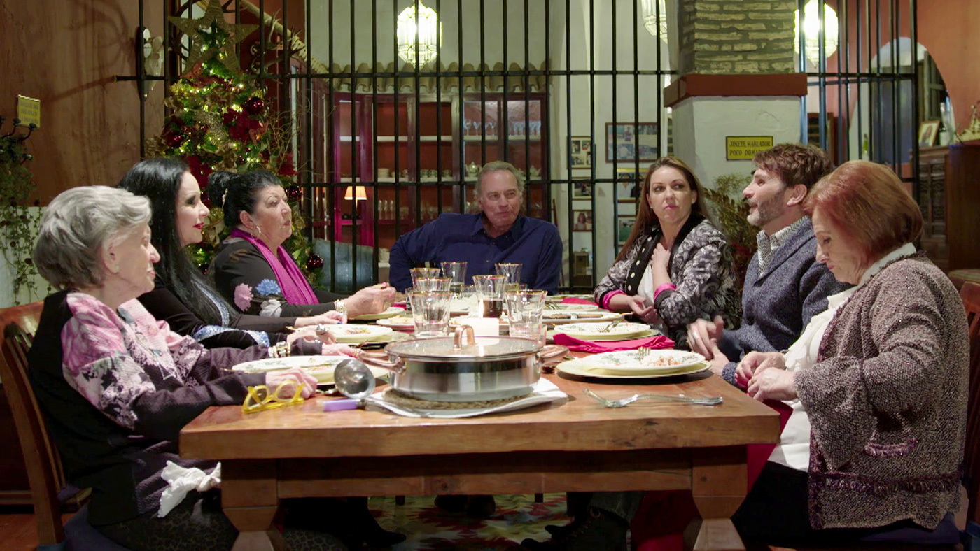 Temporada 4 Programa 54 - Fiesta de Año Nuevo con Niña Pastori, Alaska, Fernando Tejero