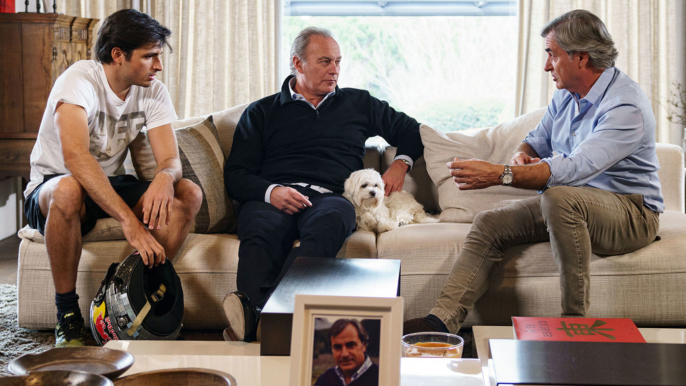 Temporada 4 Programa 65 - Cita con Carlos Sainz, el piloto legendario