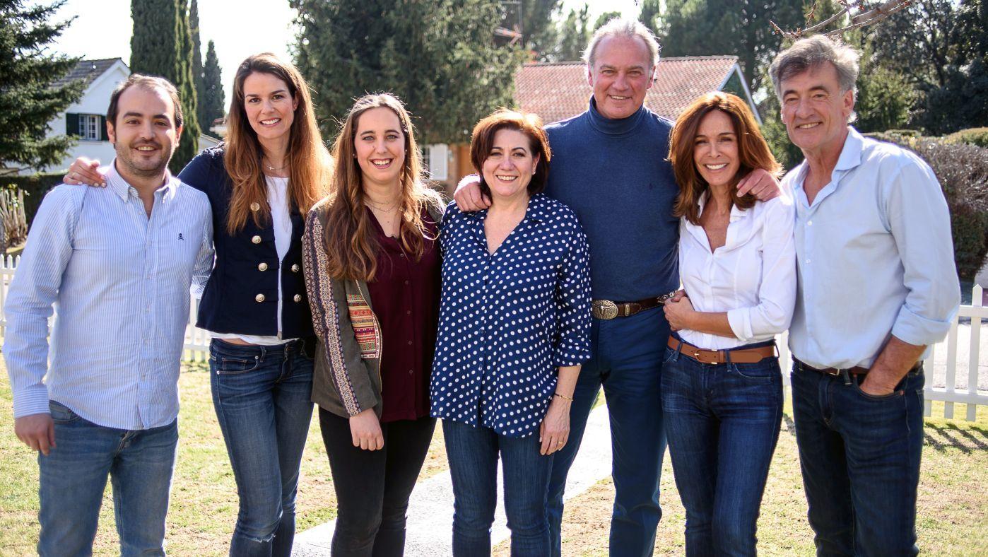 Temporada 4 Programa 67 - Lydia Bosch reúne a los actores de 'Médico de familia'