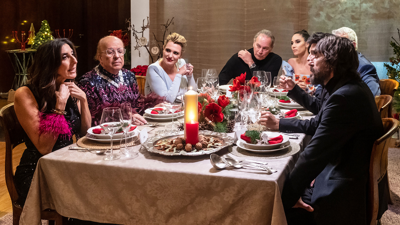Temporada 7 Programa 88 - Especial Navidad - Mi Nochebuena es la tuya