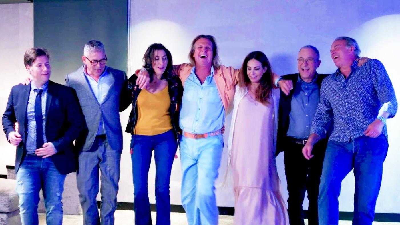 Temporada 1 Programa 3 - Reencuentro 'marciano' en casa de Bertín