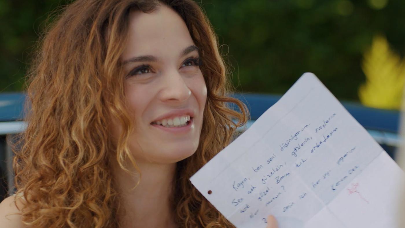 Temporada 1 Capítulo 16 - Carta de amor inesperada
