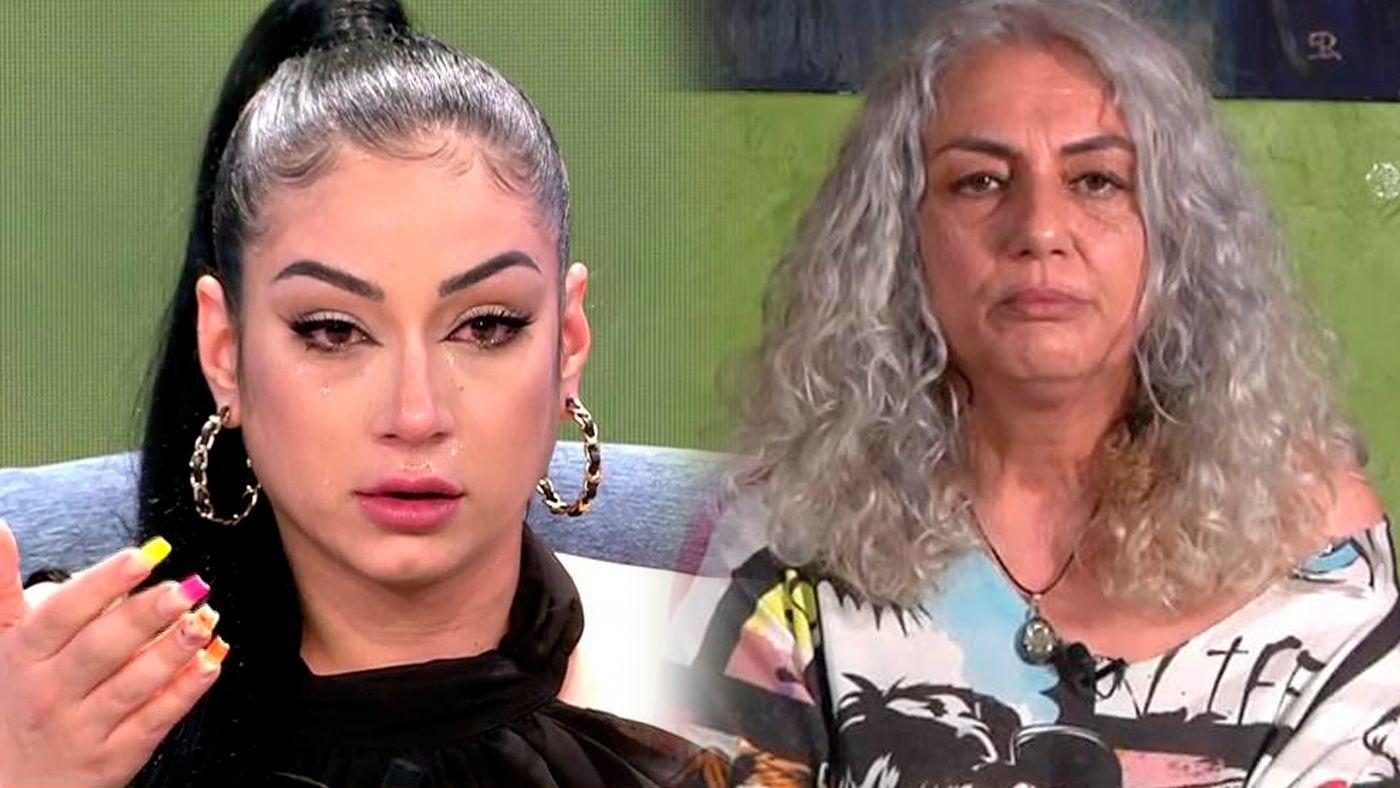 Vídeos Dakota se derrumba al ver su paso por 'Hermano Mayor' y pide perdón a su madre - Sábado deluxe 24/04/2021