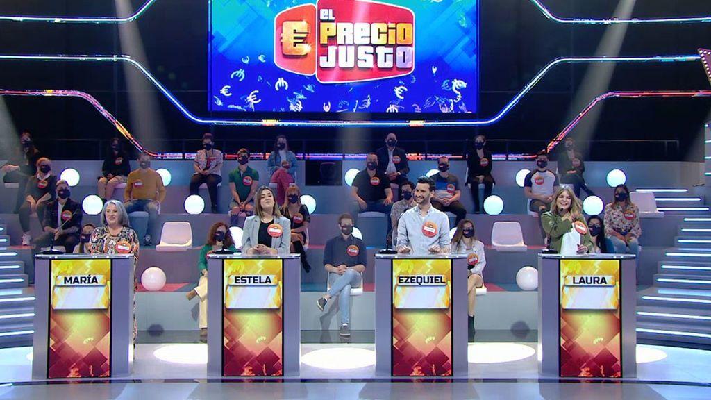 Vídeos La broma de Carlos Sobera a unos concursantes - El precio justo 26/04/2021