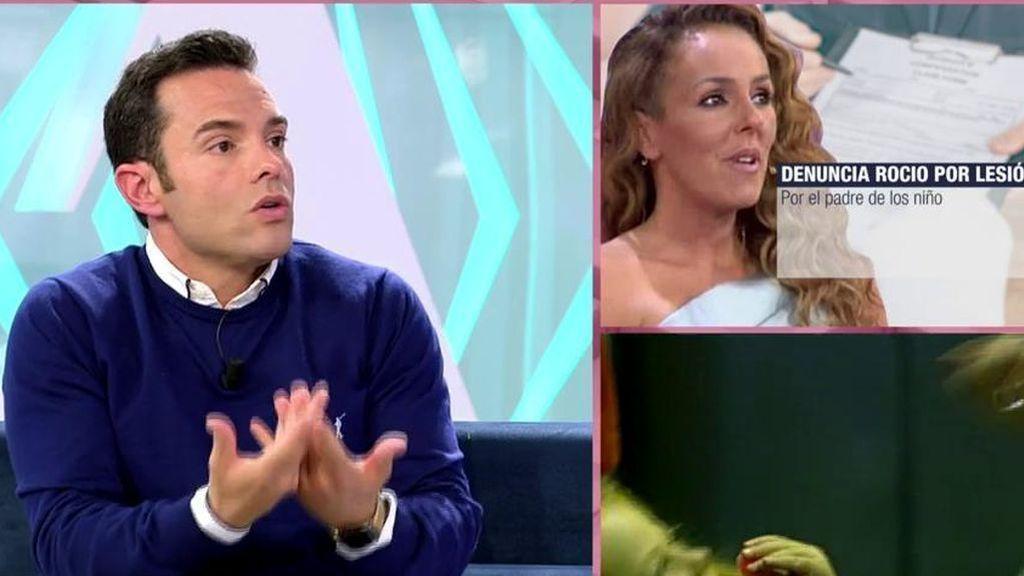 Vídeos Las presuntas contradicciones de Rocío Carrasco en el relato del día que su hijo se rompió el brazo - El programa de Ana Rosa 08/04/2021
