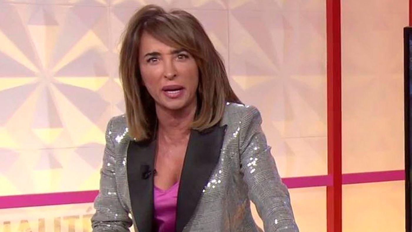 Vídeos María Patiño recibe una importante proposición en directo - Socialité 04/04/2021