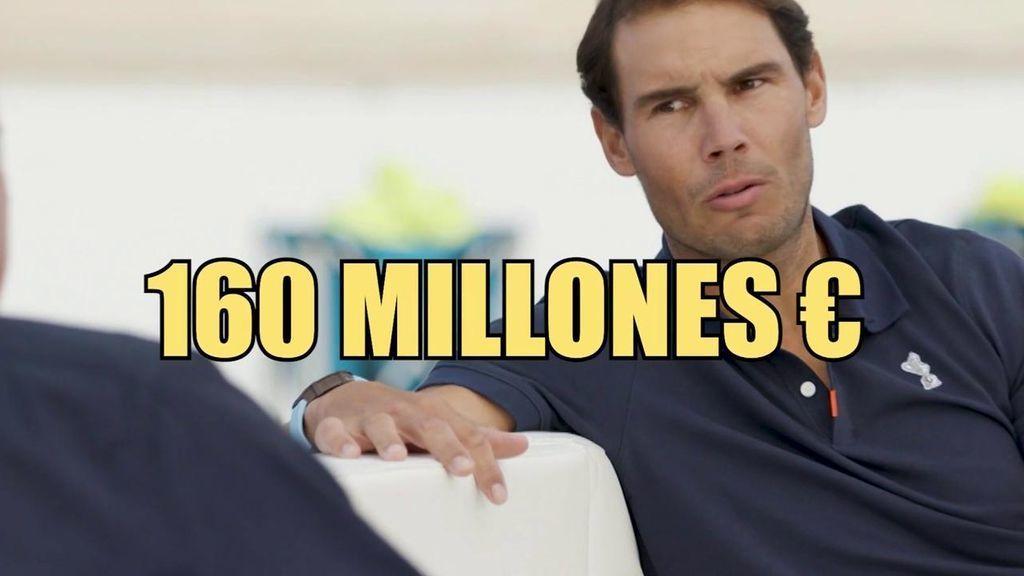Vídeos Rafa Nadal vuelve a entrar en la lista Forbes - Socialité 07/11/2020