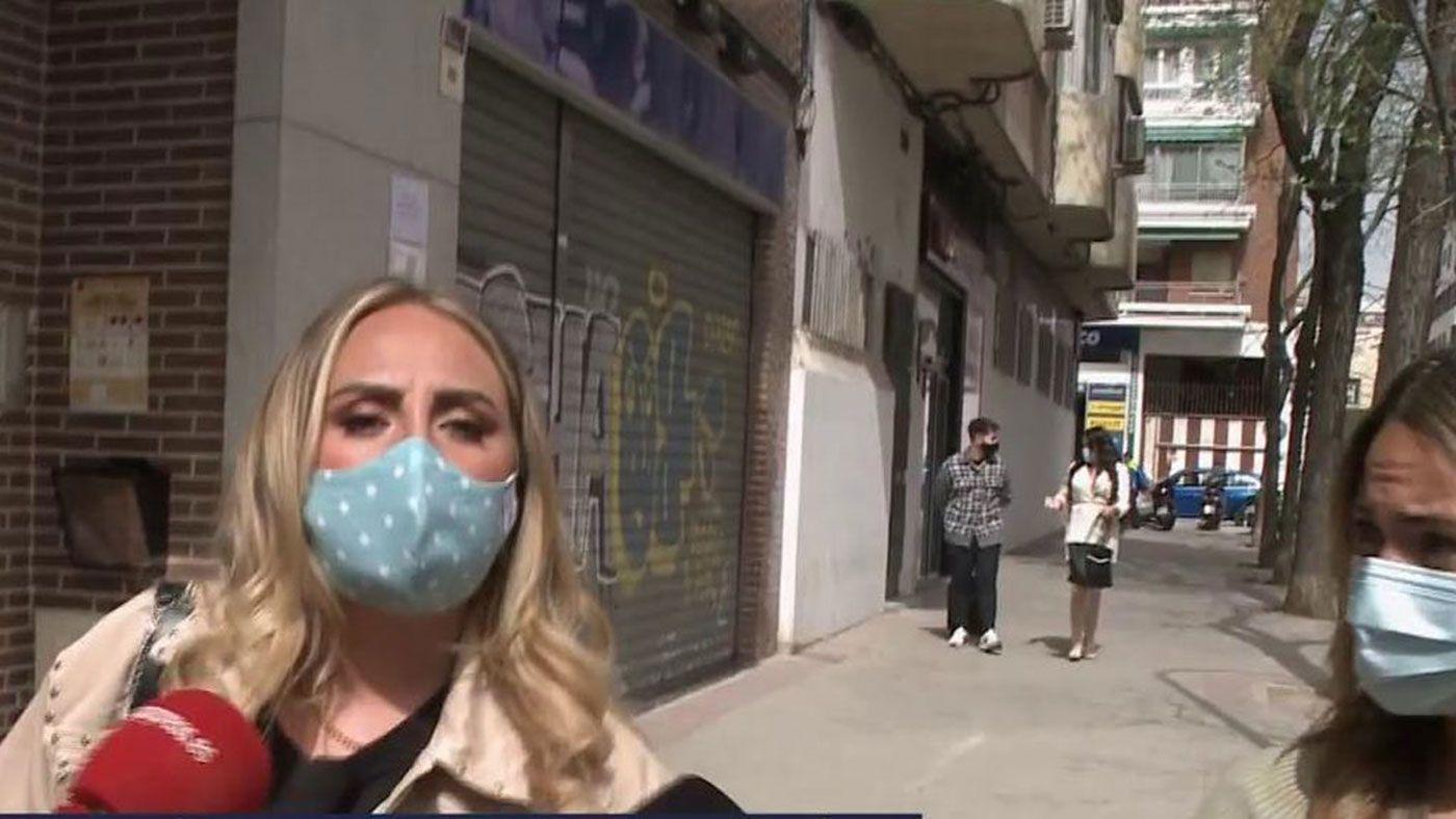 Vídeos Ro Flores, cómplice con la prensa en sus momentos de mayor agobio mediático - El programa de Ana Rosa 01/04/2021
