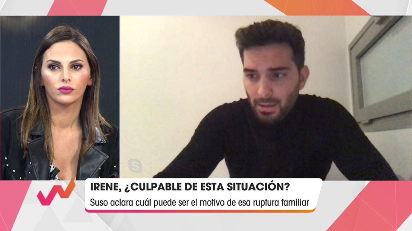 Vídeos Suso suelta la bomba: