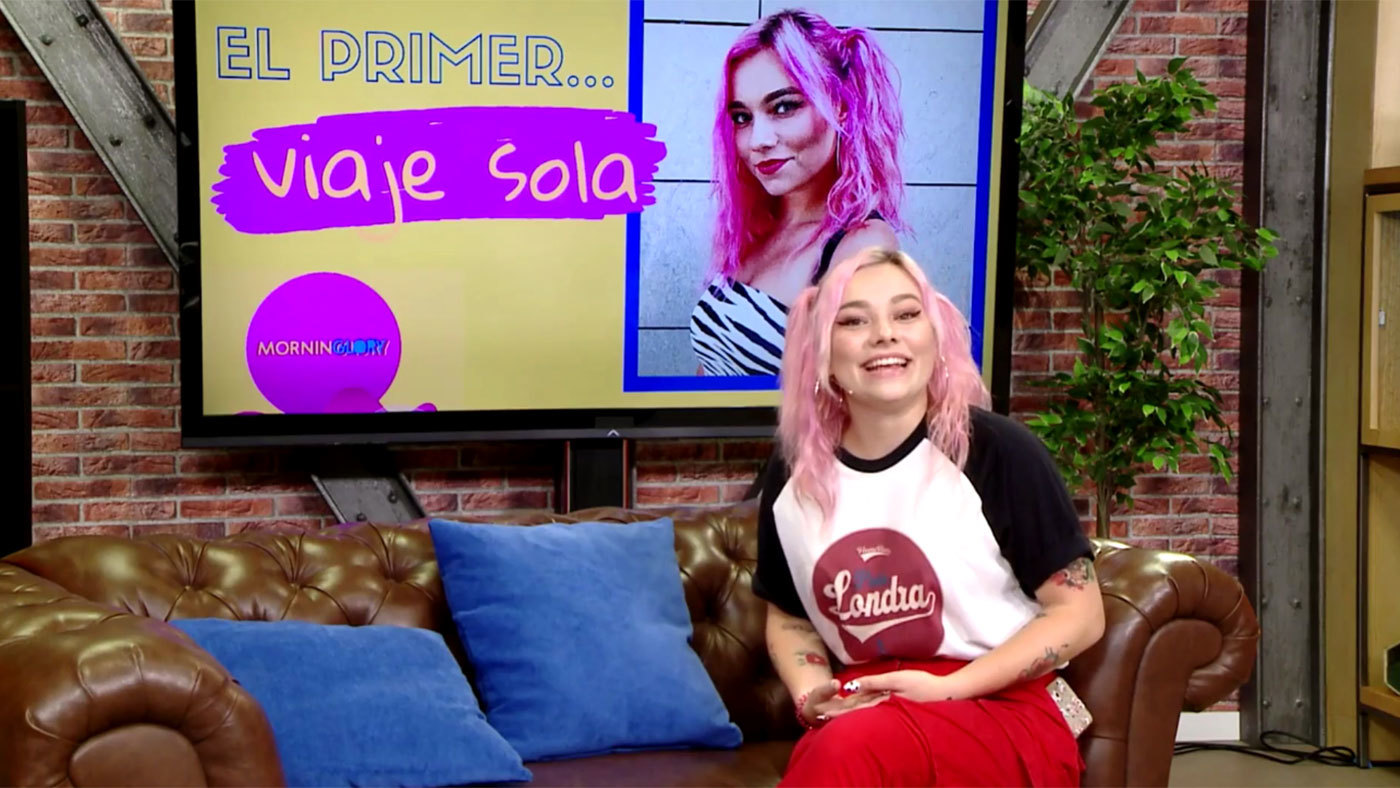 "Temporada 4 Programa 1.184 - Angie Corine: ""Mi primera vez"""