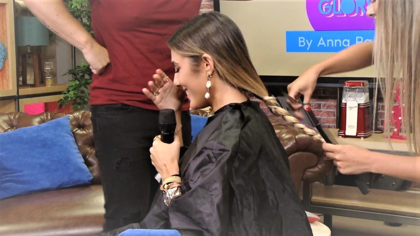 Temporada 4 Programa 1.190 - MorninGlory by Anna Padilla: Cambiamos de look a nuestra presentadora