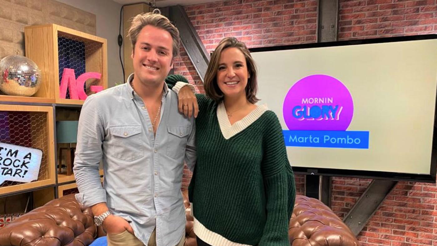 Temporada 4 Programa 1.201 - MorninGlory by Marta Pombo: conociendo a la nueva presentadora