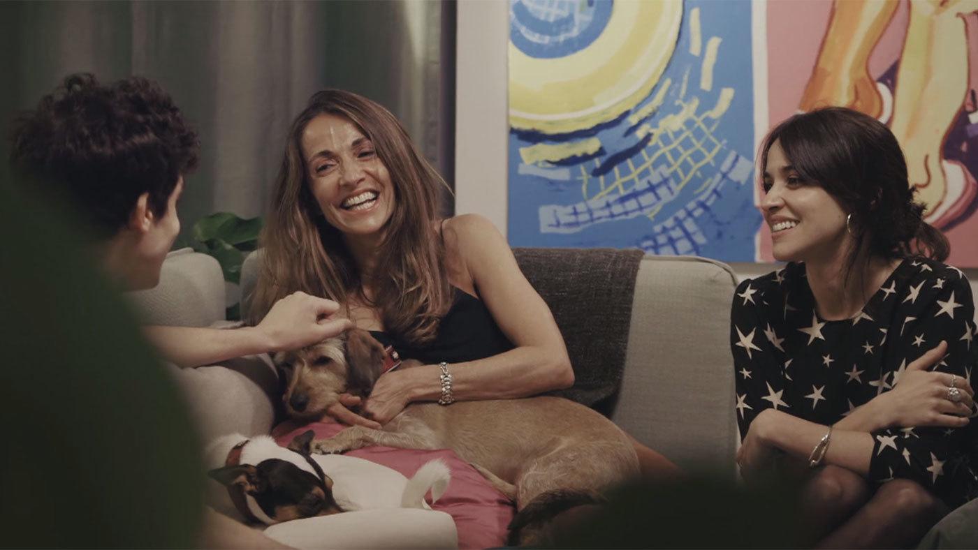 Temporada 1 Programa 3 - Pepa Muñoz,  Sofía Ambrossi  y Elena Rubio Aragón
