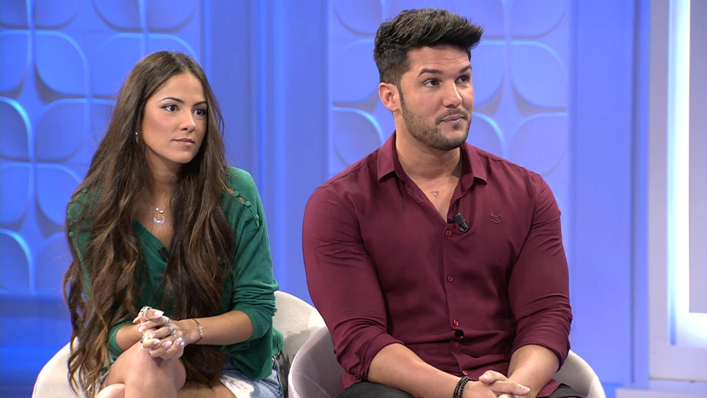 Mujeres y hombres y viceversa | 2710-2760 Progr. 2.714 - ¡Santana y Melyssa  regresan a MyHyV! | Mitele | Televisión a la carta