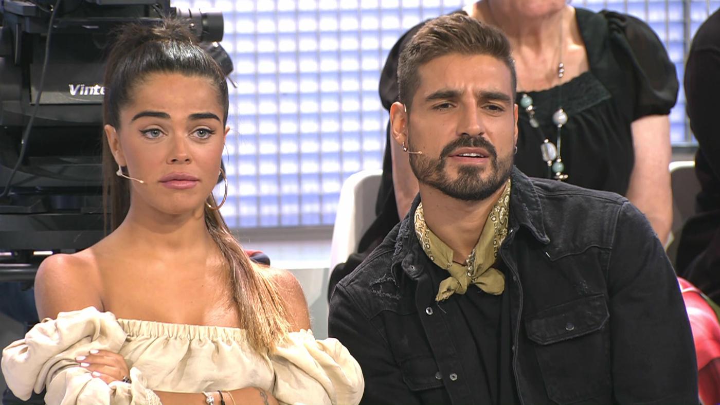 2812-2862 Progr. 2.815 - Tensión entre Fabio y Violeta tras el reencuentro con la ex del argentino