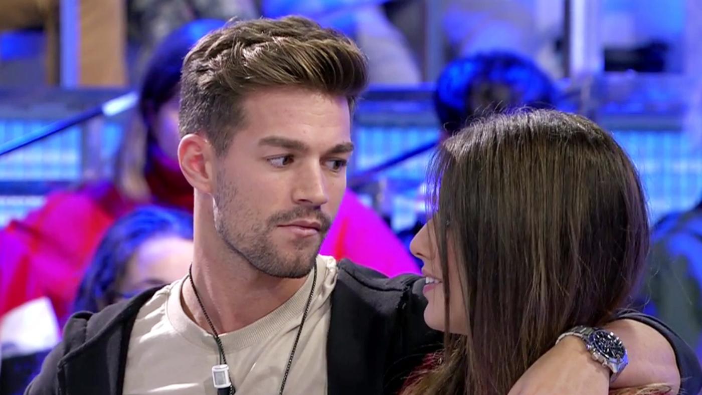 2863-2913 Progr. 2.865 - David le pide a Jenni que corte los bulos sobre Omar Montes