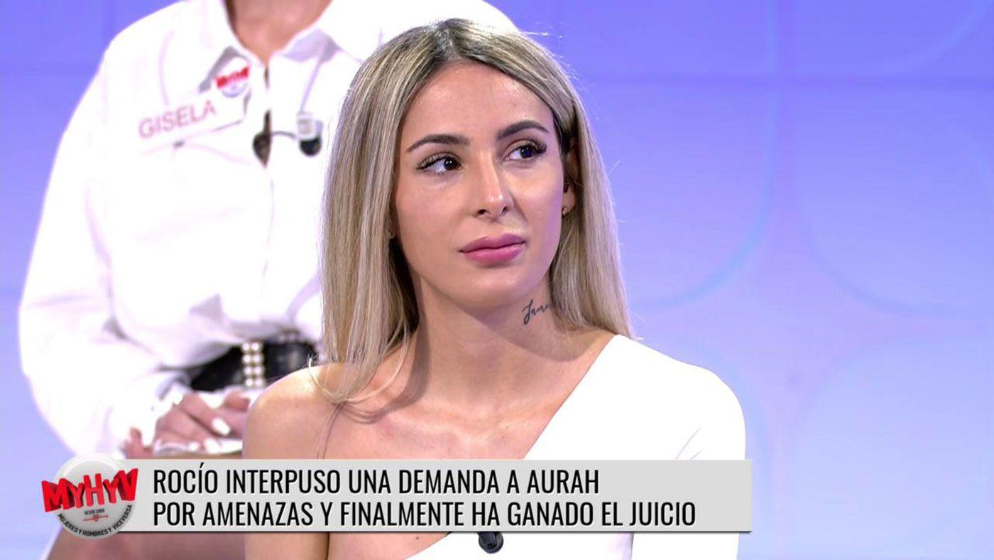 3067-3117 Progr. 3.088 - Aurah Ruiz no se presenta a su cara a cara con Rocío