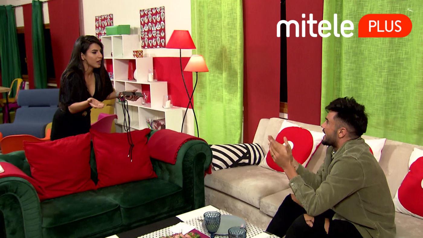 Sin Filtros La gran bronca entre Cristina y Dani G. - MyHyV Sin Filtros Progr. 2.944