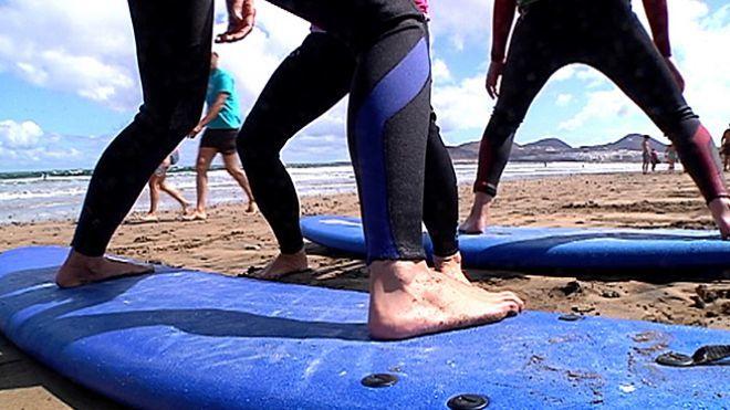 Temporada 4 Programa 25 - Canarias, playas para disfrutar todo el año