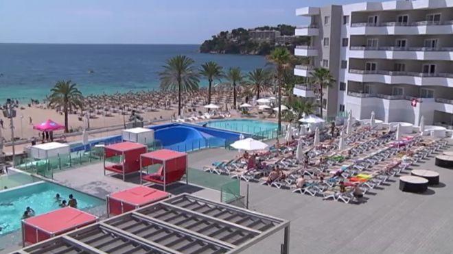 Temporada 4 Programa 29 - Playa de Calvià, Mallorca