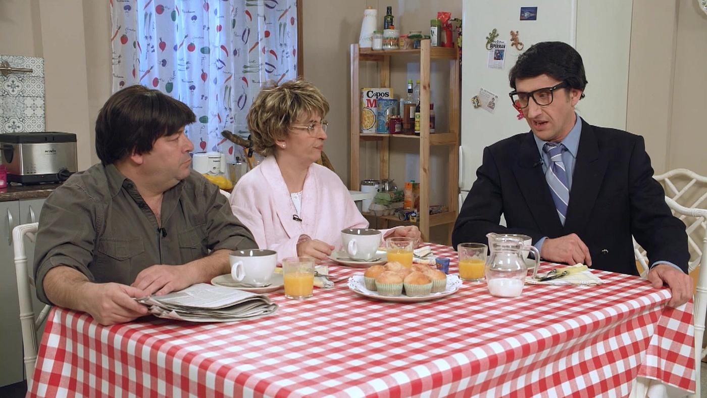 Temporada 2 Programa 400 - Desayunando con... Clark Kent