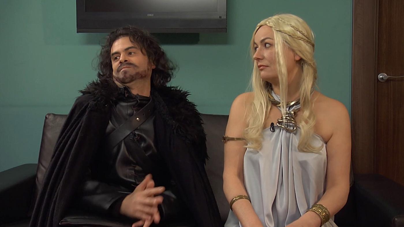 Temporada 2 Programa 415 - Jon Nieve y Daenerys, en terapia de pareja
