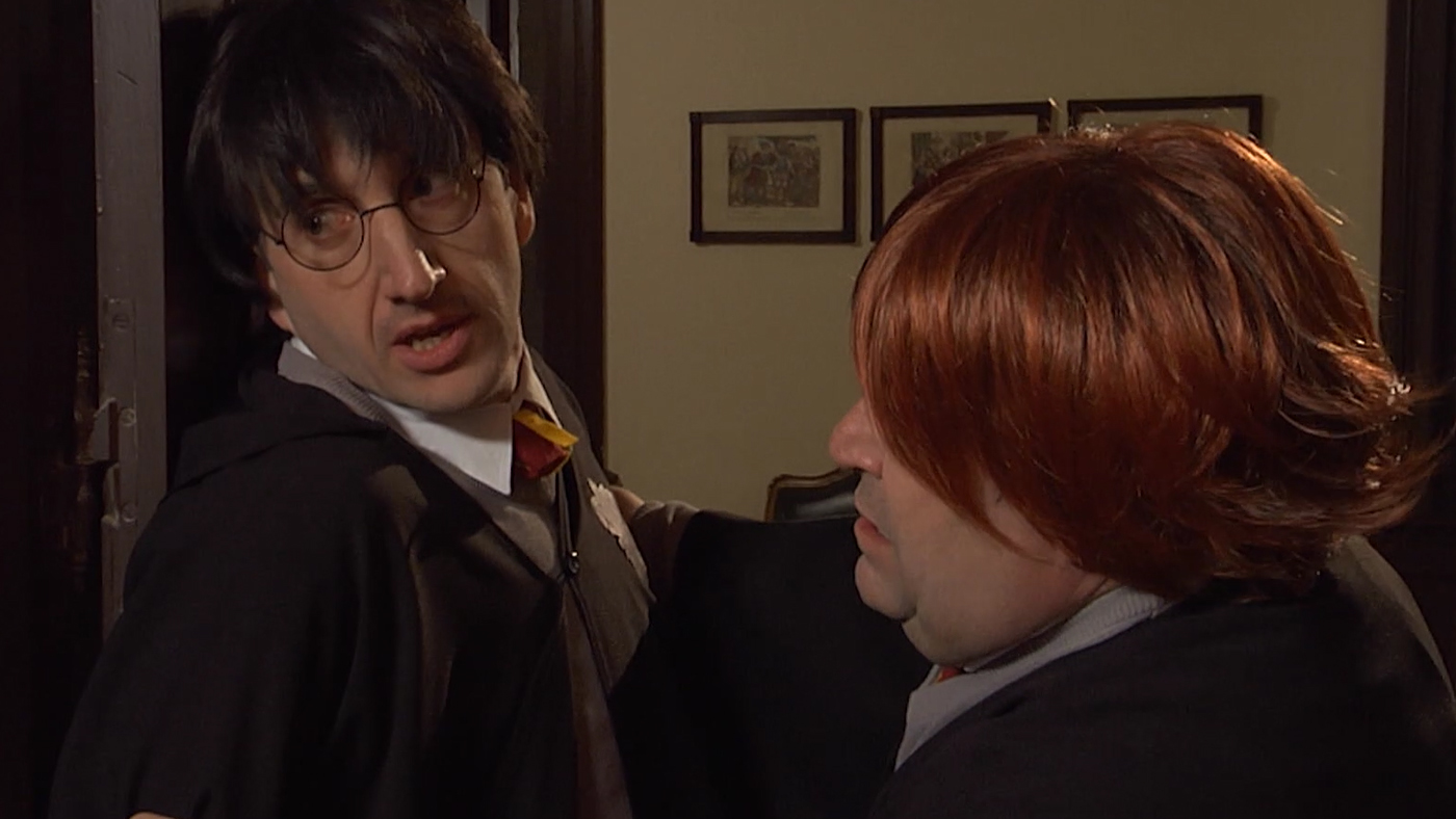 Temporada 3 Programa 441 - Ron Weasley y Harry Potter
